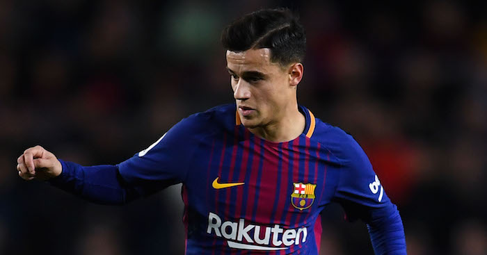 Team-mate rally around Coutinho after an underwhelming debut.