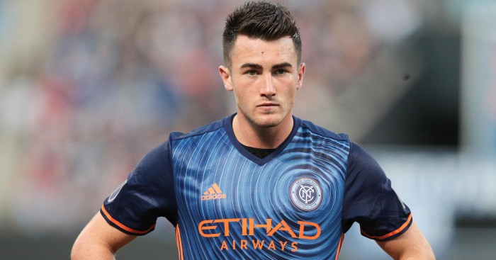 Manchester City buys Jack Harrison from NYCFC, loans to Middlesbrough