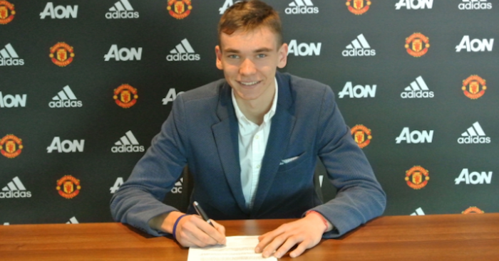 Manchester United sign another player