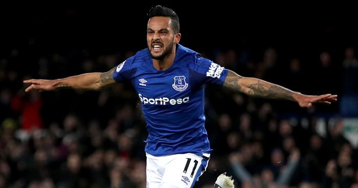Walcott responds to claims he isn't scoring enough Everton goals