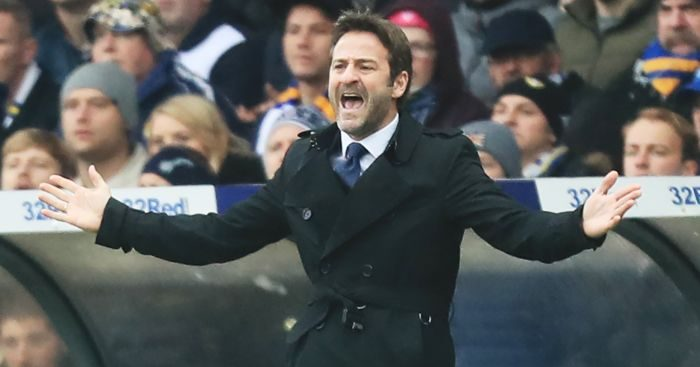 Leeds sack Christiansen after seven-game winless run