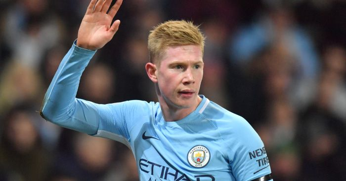 Kevin De Bruyne feeling the pinch as Manchester City pursue four trophies