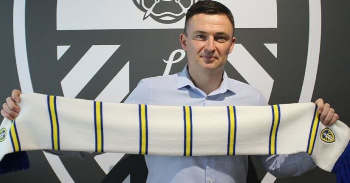 Leeds United appoint Paul Heckingbottom as head coach