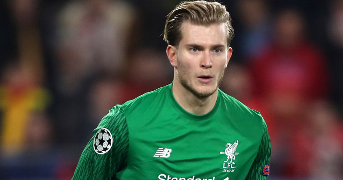 Loris Karius Determined To Remain Liverpool's First Choice Goalkeeper