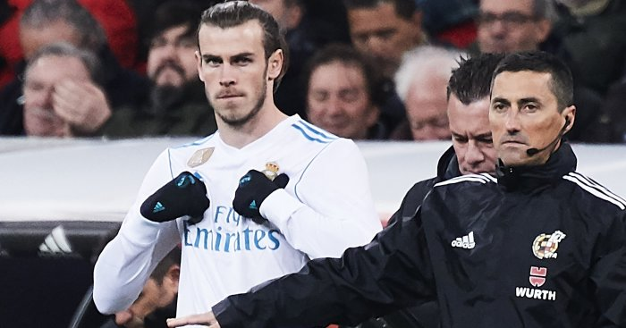 Gareth Bale's agents ends all talk of Manchester United transfer