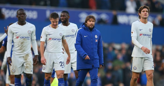 Antonio Conte is sure about striker's role in the team