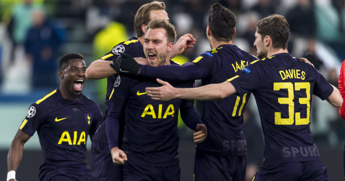 Poch in Christian delight after leaving Italy with heads high.