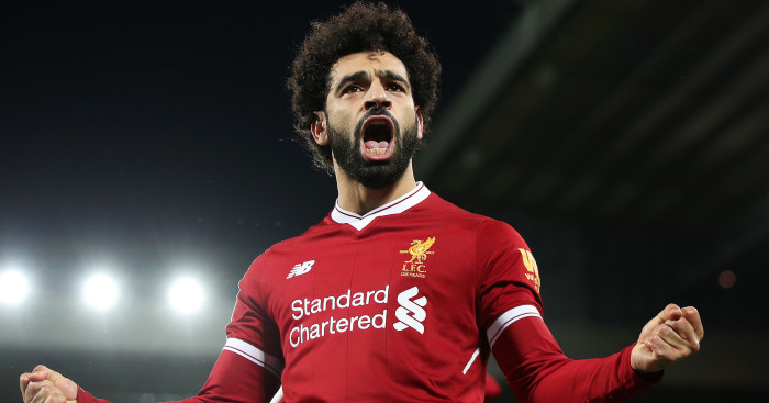 Mo Salah's form pleases Jurgen Klopp as he looks to keep him under his belt.