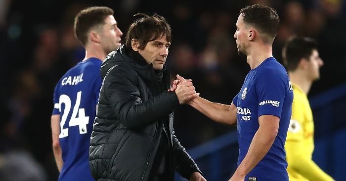 Antonio Conte: We were 'very close to the flawless game'