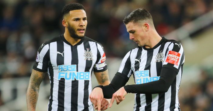 Chelsea considering move for Newcastle United defender Jamaal Lascelles?