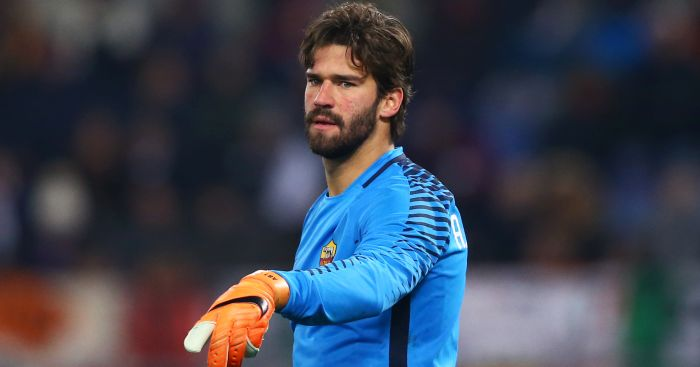 Euro Paper Talk: Agent of Liverpool, Man Utd target puts squeeze on Napoli; Roma make Alisson admission
