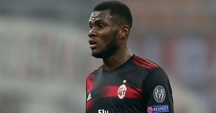 Kessie Dreams Of Playing For Manchester United