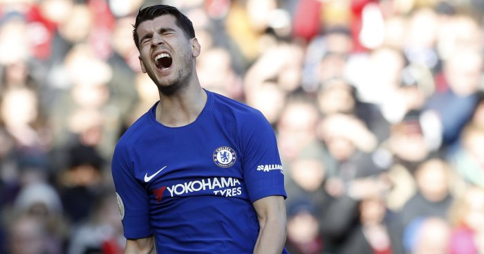 Shevchenko tells Morata how to succeed at Chelsea