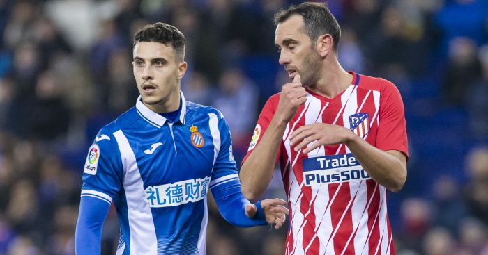 At 32 years of age, Atletico defender looking to respect himself by staying in Spain.