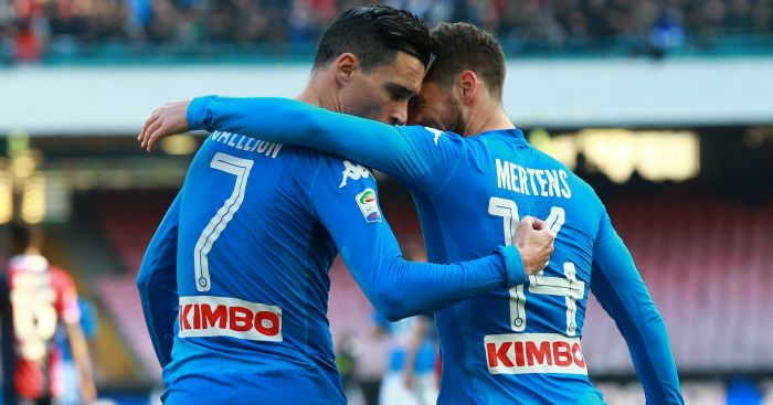 Sarri targets 100 points as Napoli stretch Serie A lead