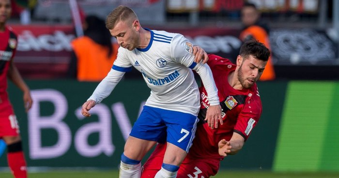 Max Meyer to leave Schalke on a free in summer?
