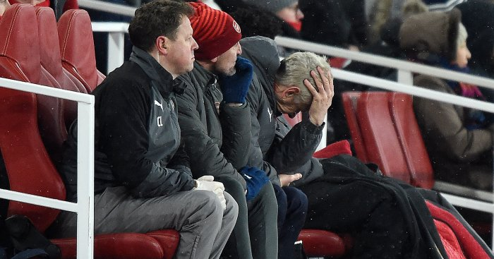 Arsenal's problem is beyond Arsene Wenger – The board also shares the blame in this quandary.
