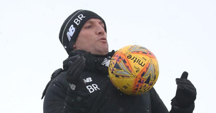 Celtic's Brendan Rodgers downplays Arsenal links, praises Arsene Wenger