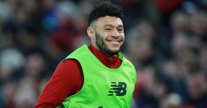 Oxlade-Chamberlain laughs off Henry comments