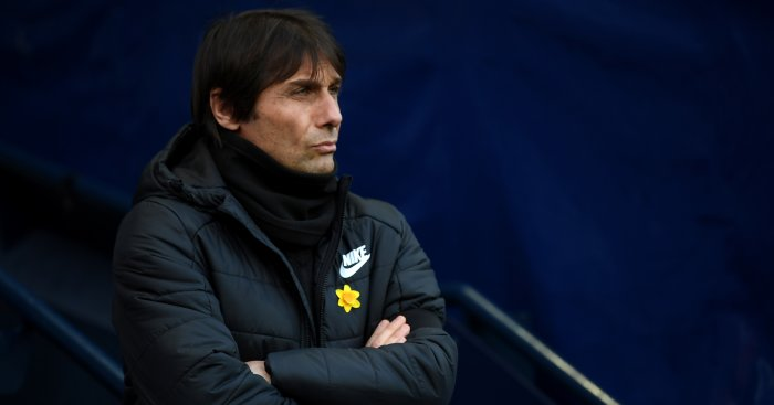 Conte warns Hazard against challenging his authority
