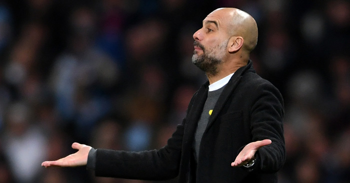 Manchester City can not compare to Barcelona - Pep Guardiola