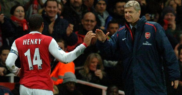Arsenal legend Vieira hurt by Wenger criticism