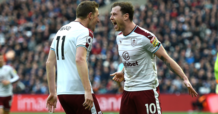 David Moyes slams West Ham United pitch invaders in Burnley defeat