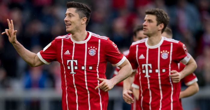 Man Utd To Bid For Record Bayern Goalscorer