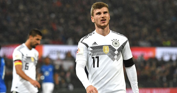 Liverpool consider Timo Werner transfer bid