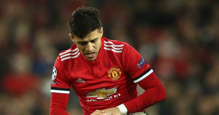 Alexis Sanchez sends cryptic message to Man United fans