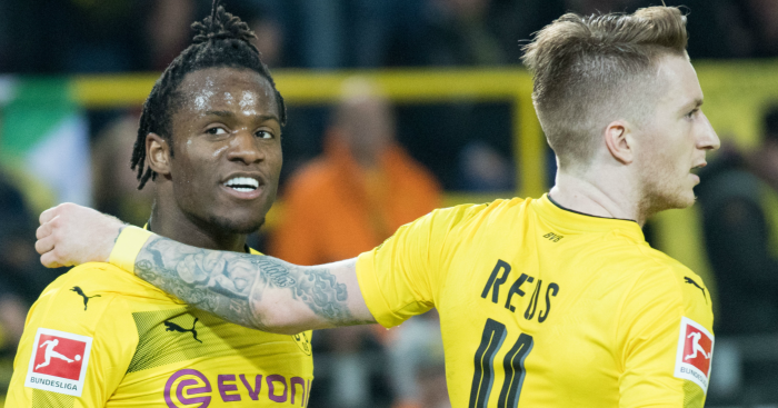 Michy Batshuayi happy to sign permanent deal with Dortmund