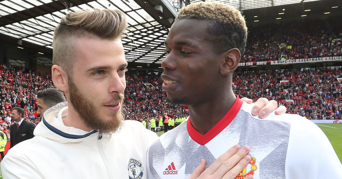 Lukaku & De Gea secure best ever seasons in Man Utd win