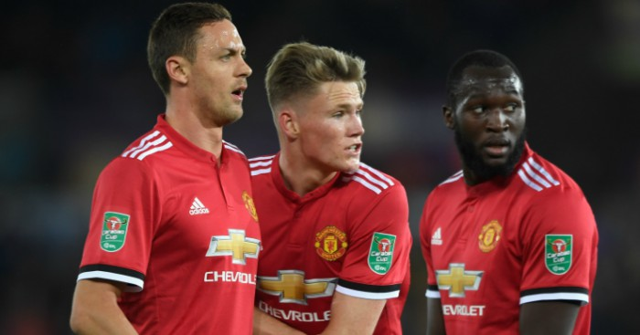 Man Utd bench Pogba and Sanchez for FA Cup quarter-final