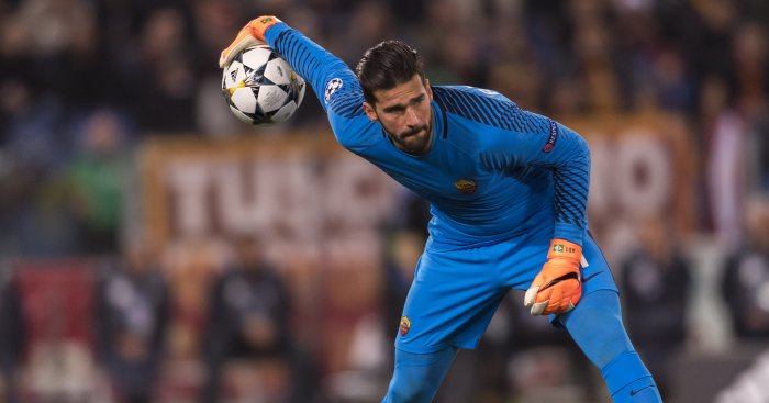 Real Madrid Interest & Roma UCL Progress Dents Liverpool Hopes of Signing Goalkeeper