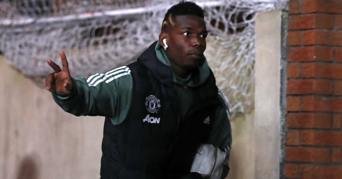France coach Deschamps to discuss Pogba's form at United