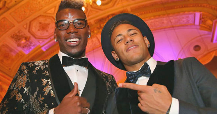 Pogba: I'd Love To Play With Neymar