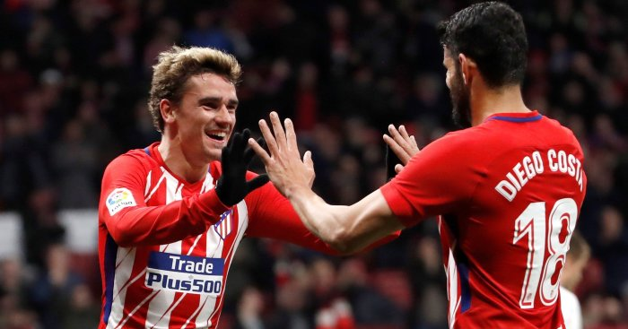 Atletico Madrid Team-Mate Responds to Griezmann Exit Rumors
