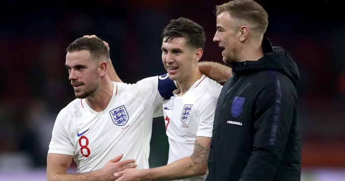 Southgate delighted with England performance
