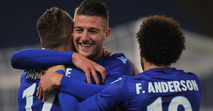 Sergej Milinkovic-Savic to Man Utd: Lazio chief makes £78m statement