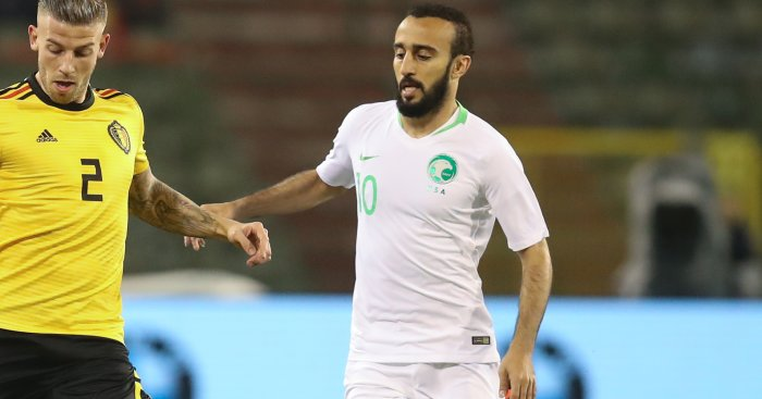 Saudi Arabia striker Mohammad Al-Sahlawi to train with Manchester United