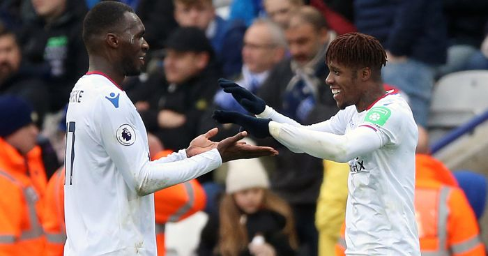 Mane, Salah score in Liverpool's vital away win at Selhurst Park
