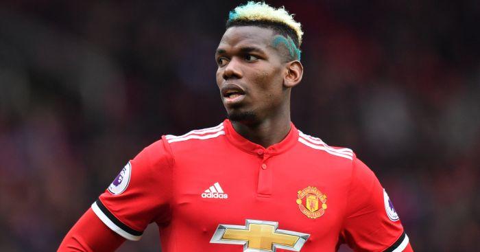 Jose Mourinho denies holding talks with Didier Deschamps over Paul Pogba