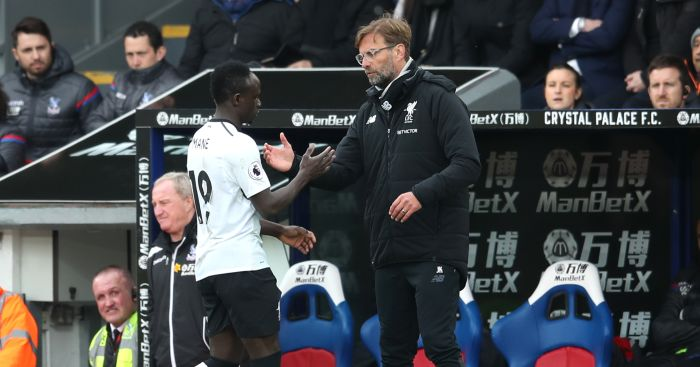 Sadio Mane has launched a strong defence of his actions after a  controversial display at Crystal Palace where he was branded a 'cheat'.