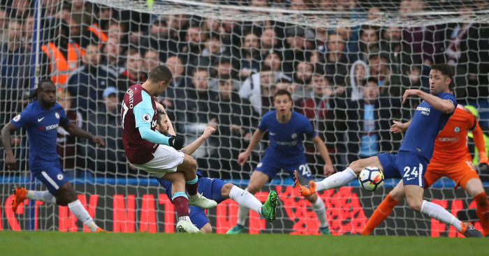 Conte bemused by Chelsea's failure to beat West Ham