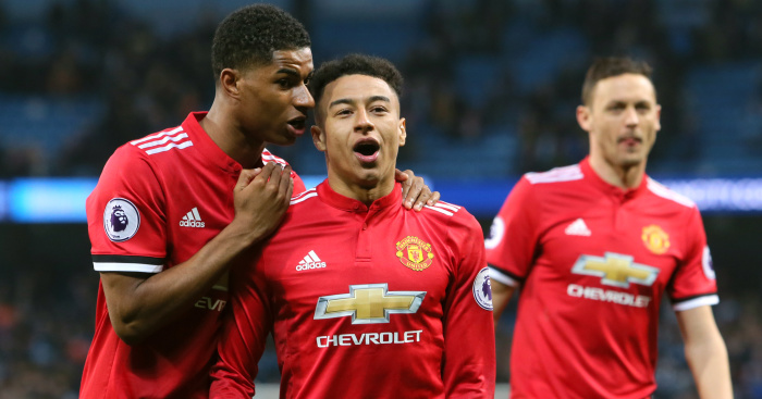 Man Utd players mocked beaten Man City - 'We'll take your f***ing tables'