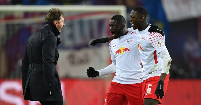 RB Leipzig teenager reveals Man Utd dreams amid €100m Barcelona links