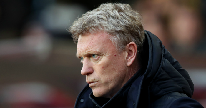 West Ham, David Moyes part ways