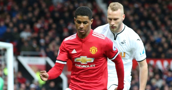 Ex-Man United defender warns Rashford amid Arsenal speculation