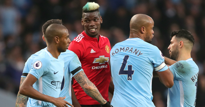 Utd players taunted City: 'We'll take your f***ing tables'