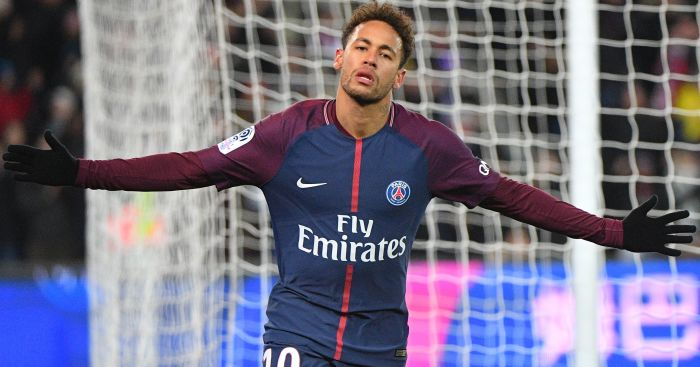 Paris Saint-Germain offer Neymar injury update